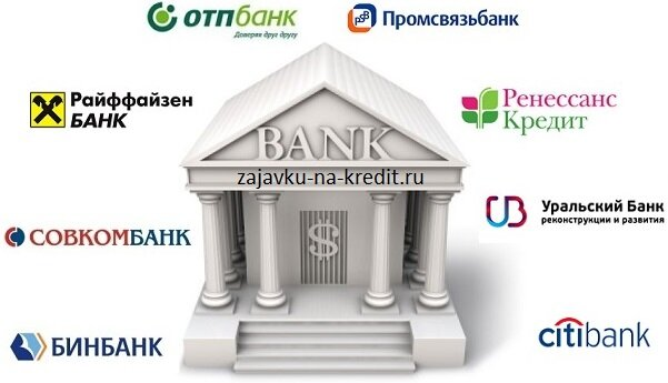банки выдающие кредиты онлайн
