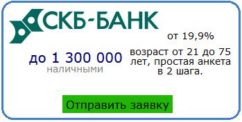 отправить-заявку-на-кредит-в-СКБ-Банк